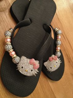 Hello Kitty for ADULTS   Flipiinista, Your BFF(best flip flop) ®  A Trademarked Brand , DO NOT PIN TO a CRAFTS, DIY or IDEAS board.