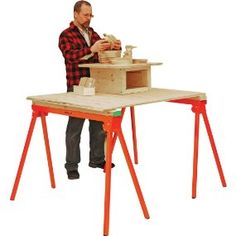 Home Depot Portamate Saw Horse $30 Free Ship To Store
