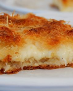 Greek Recipes, Quick Recipes, Cheese Pies, Greek Cooking, Dessert Recipes, Desserts, Food For Thought, Food Network Recipes, Pitta