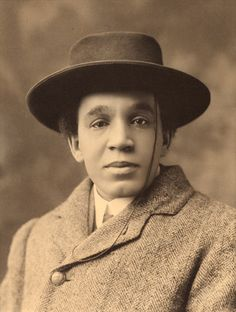 """Samuel Coleridge-Taylor.Samuel Coleridge-Taylor (15 August 1875 – 1 September 1912) was an English composer of Creole descent who achieved such success that he was once called the """"African Mahler"""". The last formal portrait"""