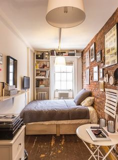 5 Things I Learned From Living In 90 Square Feet+#refinery29