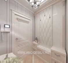 Дизайн интерьера в Одинцово, дизайн интерьера квартиры в Одинцово Hallway Decorating, Interior Decorating, Built In Tv Cabinet, Closet Organisation, Wall Trim, Hallway Designs, Victorian Design, Classic Interior, Beauty Room