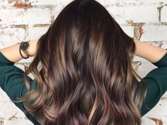 Blackberry Hair Might Be The Boldest Hair-Color Trend for 2018 So Far   We're drooling over this juicy, vibrant hue.