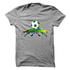 Football on color background T-Shirts, Hoodies, Sweaters