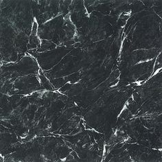 Style Selections�12-in x 12-in Ebony Slate Peel-And-Stick Marble Finish Vinyl Tile