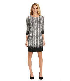Antonio Melani Innis Printed Dress   Dillard's Mobile