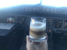 #36000ft #coffee #upinthesky
