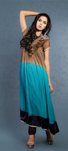 New & Beautiful Casual Wear Dresses By Ambriahil For Women 2013