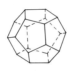 Waldorf ~ 8th grade ~ Math ~ Platonic Solids ~ article