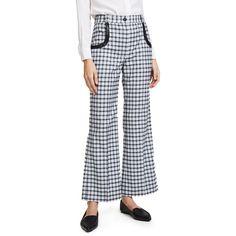 4d1b2e0e288 Nina Ricci Cropped Flare Pants ( 1