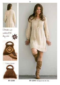 Adorable sweater dress! I am in no way crafty enough to make one, but would be happy to have one like this in a fall stitch fix box.