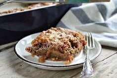 Pecan Pie Cake SouthernPlate