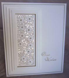 Floral Striplet frames