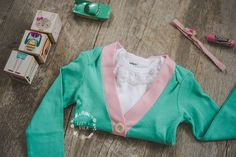 Baby Girl Cardigan Onesie and Bow Tie Set Red |  Mint and Pink | Coming Home Outfit  |  Izzy & Isla  |  OOTD  |  Kids Trendy Apparel  |  Bow Tie Set  |  Girls Fashion  |  Baby Shower Gifts | Turquoise |  Bubblegum