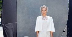 38 Relaxed Wedding Dresses For A Registry Do Relaxed Wedding Dress, Wedding Dresses, Registry Office Wedding, Green Wedding, Wedding Tips, Nice Dresses, Eco Friendly, Bell Sleeve Top, Celebrities