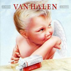 """""""Jump"""" is a song released on December 1983 by the American rock group Van Halen.Rock and Roll,,Van Halen - Jump. Iconic Album Covers, Greatest Album Covers, Rock Album Covers, Classic Album Covers, Music Album Covers, Music Albums, Book Covers, Van Halen Album Covers, Rock And Roll"""