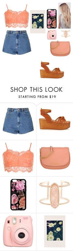 """""""Untitled #588"""" by fabulousllama14 ❤ liked on Polyvore featuring Glamorous, Isabel Marant, WearAll, Michael Kors, Kendra Scott, Polaroid and Urban Outfitters"""