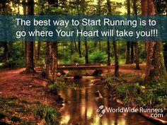 How to start running for beginners.