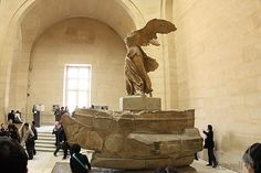 The Winged Victory of Samothrace Love this statue so much...which is why I have a tattoo of her!