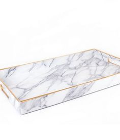 Marble Tray :: Decor, Home, New Arrivals, Servewear, Tabletop :: Beaufort Linen Co. :: Beaufort NC Shopping :: Boutique Linens, Fashions & Jewelry