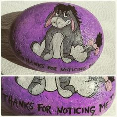 Thanks for noticing me!  @jpittman10 #eeyore #winniethepooh…