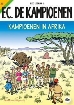 De strips van de kampioenen lees ik echt graag en het zijn een van de beste strips uit België.