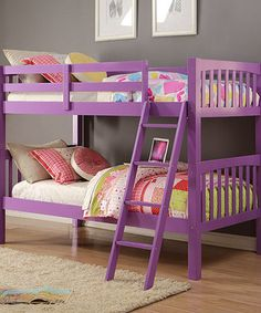 Grapevine Twin Bunk Bed