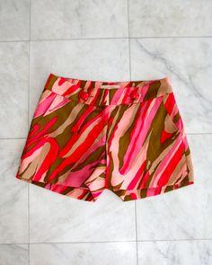 Britt Ryan Jungle Shorts by Violet Clover