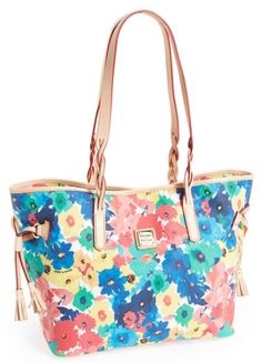 beautiful Dooney & Bourke tote