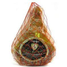 Prosciutto di Parma DOP 24 Month. Fratelli Galloni. Made In Italy.
