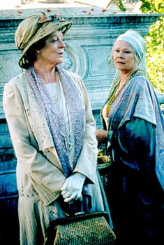 Maggie Smith and Dame Judi Dench. Write a letter to both British Actresses, Actors & Actresses, Michael Doyle, Diana Riggs, Vanessa Redgrave, Maggie Smith, Judi Dench, Great Women, Cool Girl