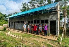 BE a Friend of us - Children of Kalimantan