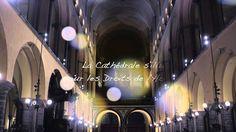 La Cathédrale s'illumine pour les Droits de l'Homme