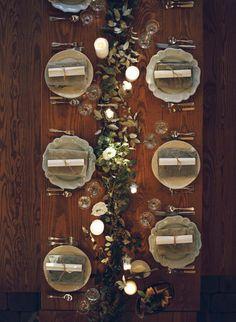 Kinfolk dinner, Elisa Bricker photography, Mallory Joyce Design