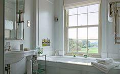 Classic bathroom layout...