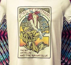 Scarlet Begonias Grateful Dead T Womens Bella T shirt + slim fit + GD50 + ladies #Bella #GraphicTee