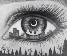 Image result for eye world painting
