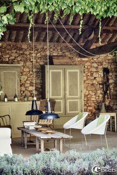 e-magDECO: The house of an antique Roussillon