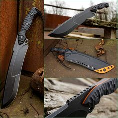 No automatic alt text available. Tactical Knives, Tactical Survival, Survival Tools, Survival Knife, Tactical Gear, Cool Knives, Knives And Tools, Knives And Swords, Cold Steel
