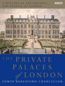 Explore the History of Squares and Palaces of London in an Old Book