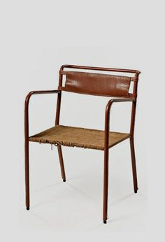 Fauteuil by Jacques Adnet