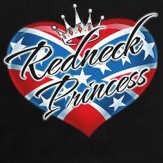 CP1014-Redneck Princess T-Shirt