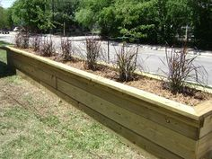 Planter-Fence: Complete! | daily pie