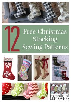 537 best Christmas: Sewing, gifts, wrapping and food images on ...