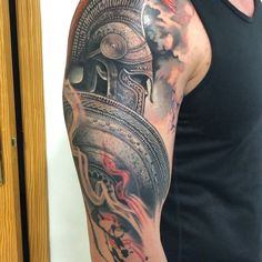 Viking Tattoo Sleeve, Armor Tattoo, Tattoo On, Cover Up Tattoos, Viking Tattoos, Arm Tattoos For Guys, Body Art Tattoos, Sleeve Tattoos, Cool Tattoos