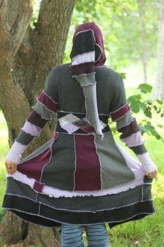 Pocket Full of Poseys Gypsy Sweater Coat