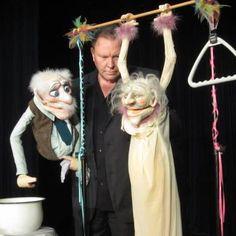 Benefietvoorstelling Poppenfestival, Mathilde - Neville Tranter / Stuffed Puppet Theatre