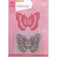 Ecstasy Crafts Marianne Design Collectables Dies with Stamps, Tiny's Butterfly 1 Ecstasy Crafts http://www.amazon.com/dp/B00CDRCVQ4/ref=cm_sw_r_pi_dp_Nxymub191Z5R8