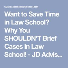 Law School Personal Statements That Succeeded  School And