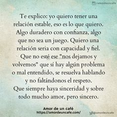 Love Phrases, Love Words, My Life Quotes, Best Quotes, Quotes En Espanol, Tumblr Quotes, Romantic Love Quotes, Sad Love, More Than Words